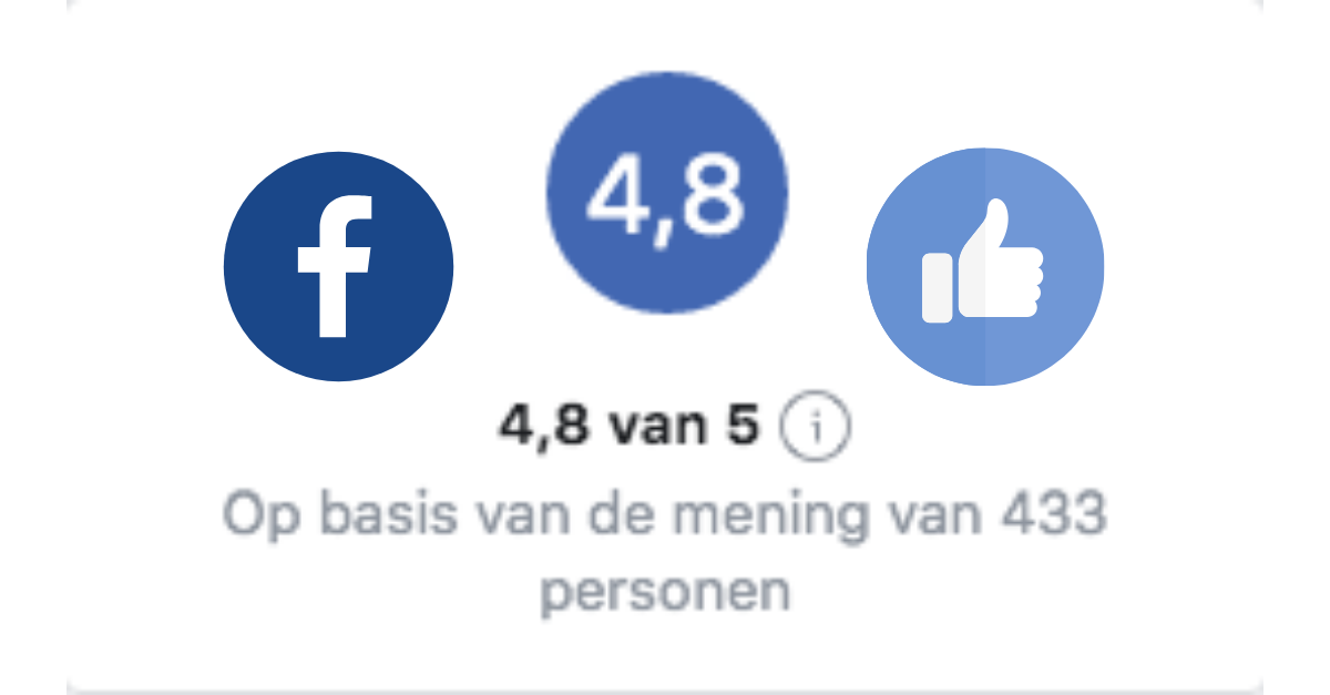 Facebook rating Parfumado