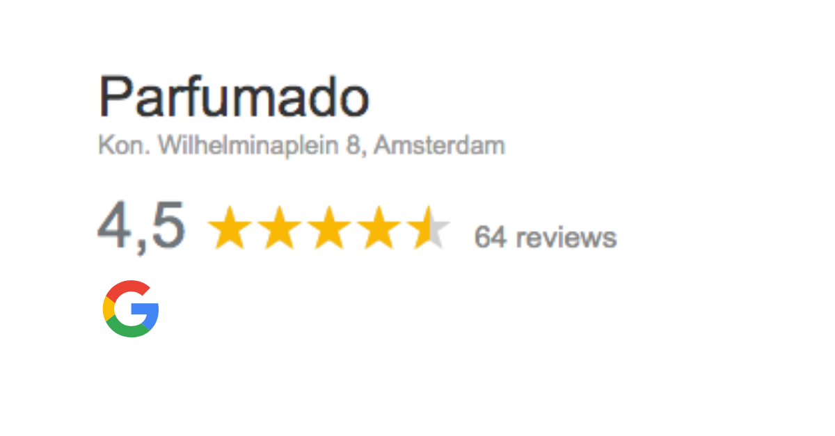 Google reviews Parfumado